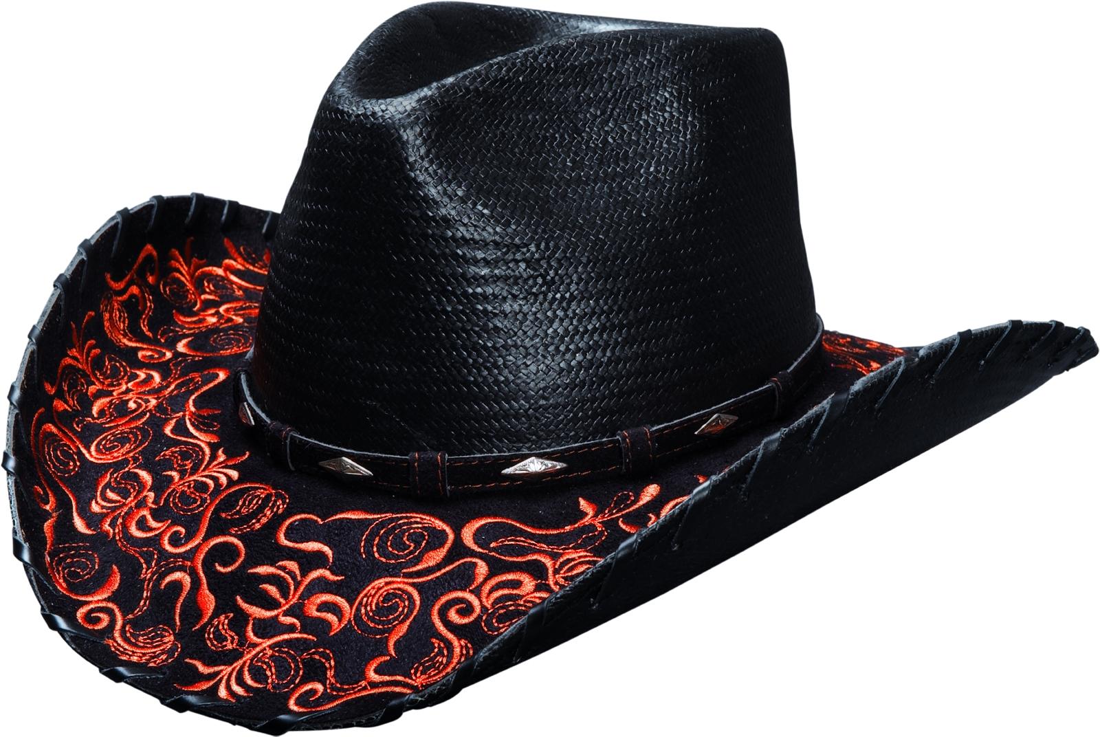 Bullhide True Believer Western Straw Hat