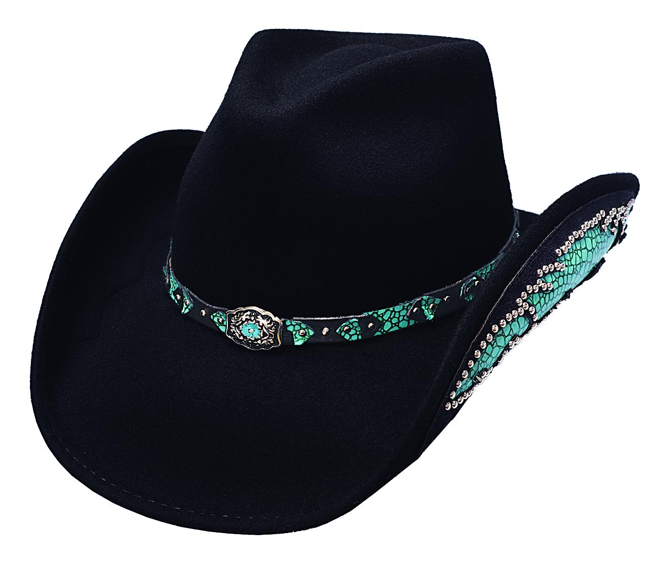 Bullhide Natural Beauty Platinum Collection Felt Hat