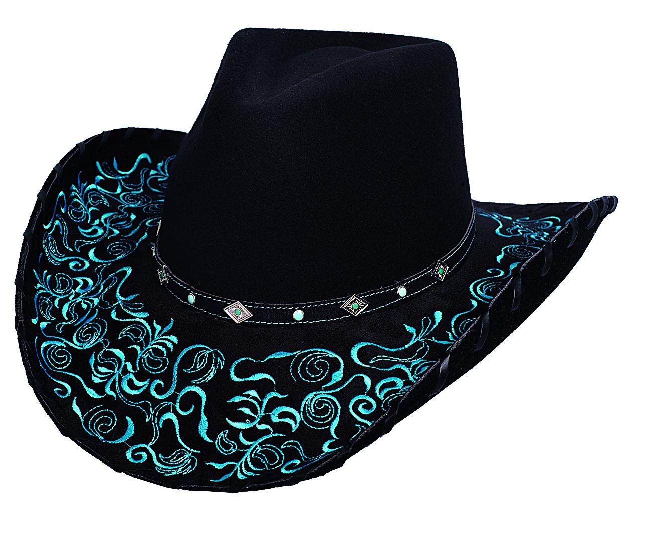 Bullhide A Dream Come True Western Felt Hat