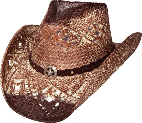 Bullhide Range Rider Run A Muck Collection Straw Hat