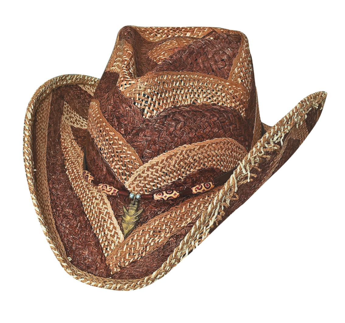 Bullhide Good Hope Run A Muck Collection Straw Hat