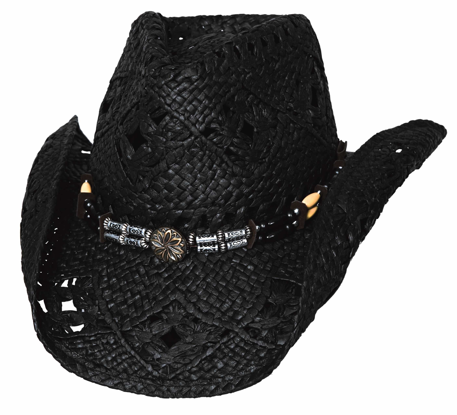 Bullhide All Summer Long Run A Muck Collection Straw Hat