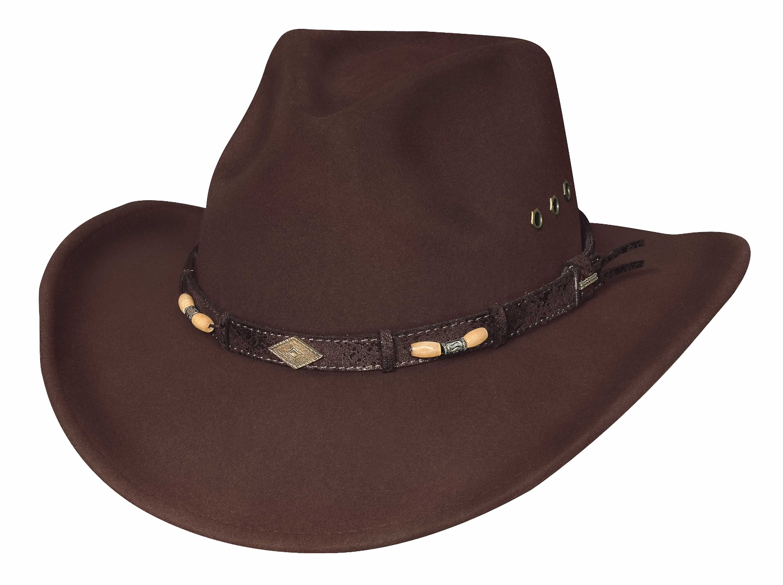 Bullhide High Country Outdoor Felt Collection Felt Hat