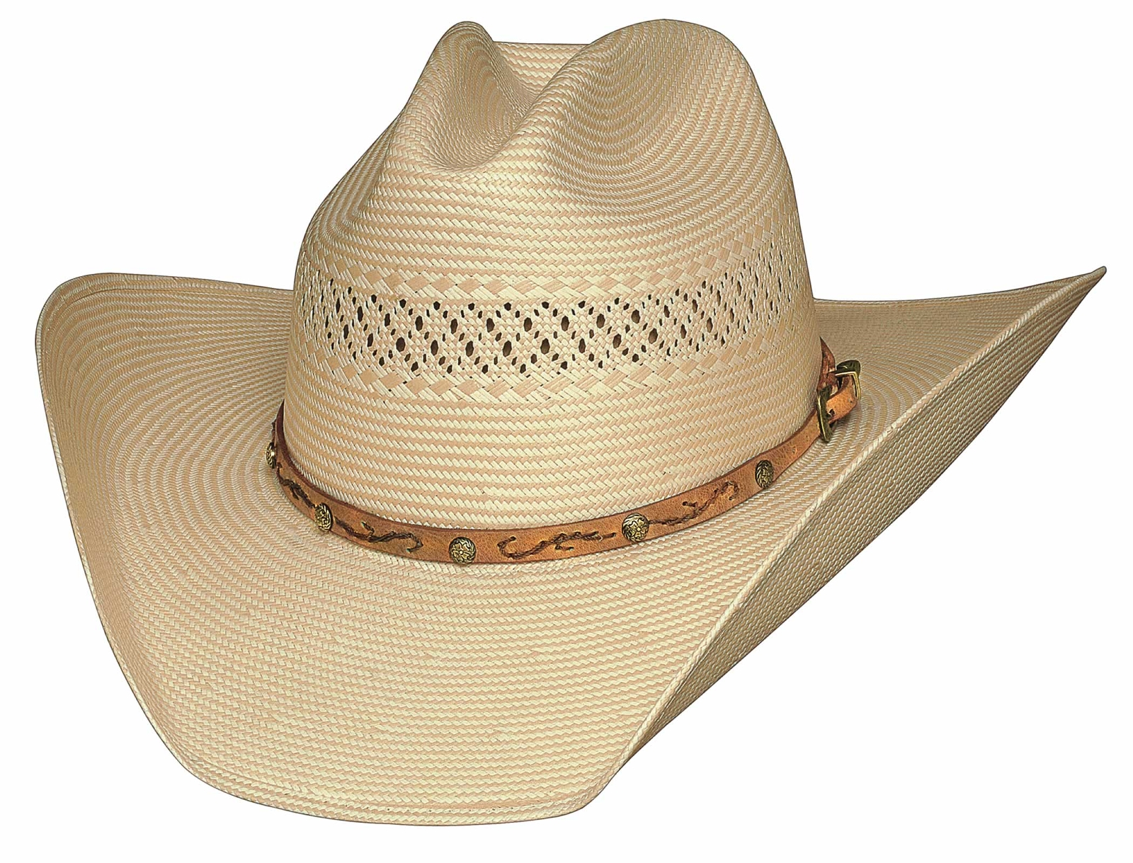 Bullhide Bucky 100X Traditional Western Straw Hat