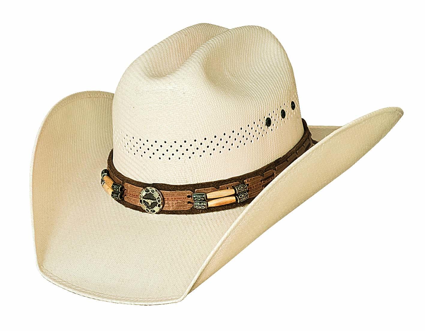Bullhide My Way 50X Traditional Western Straw Hat