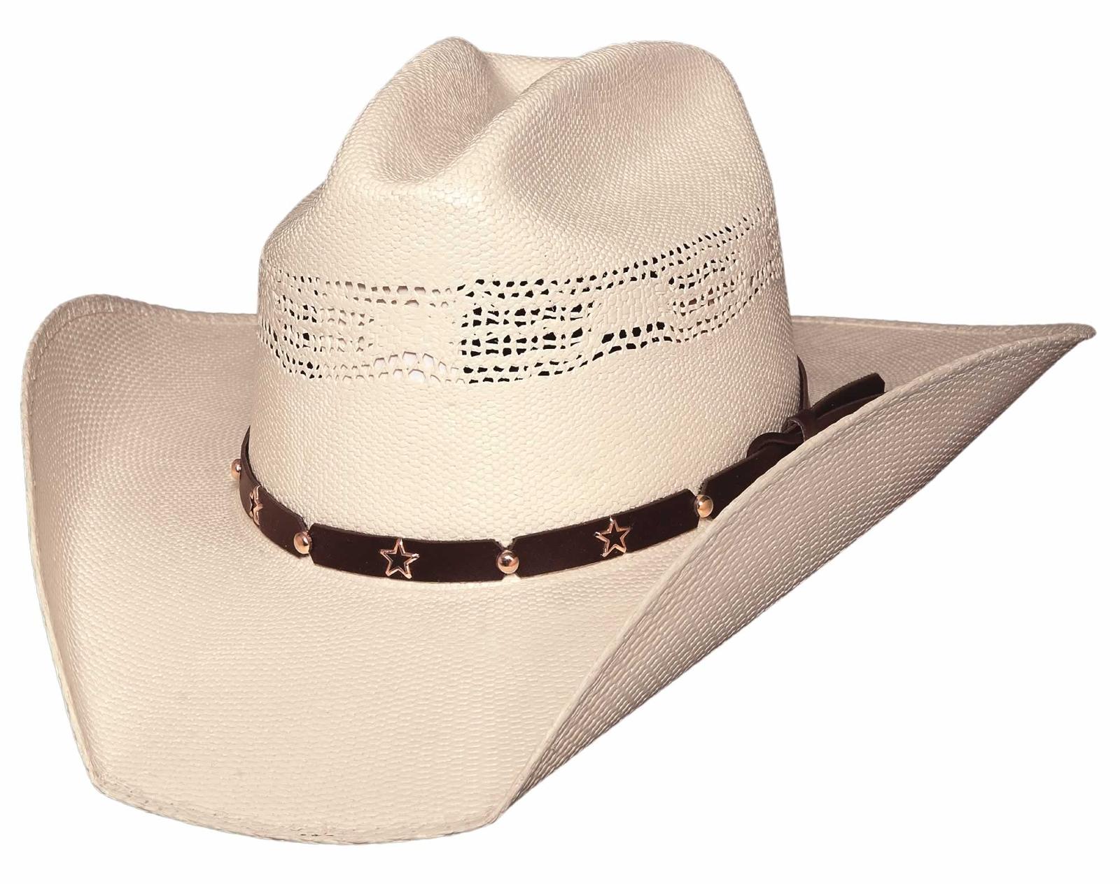 Bullhide American Pride 20X Traditional Western Straw Hat