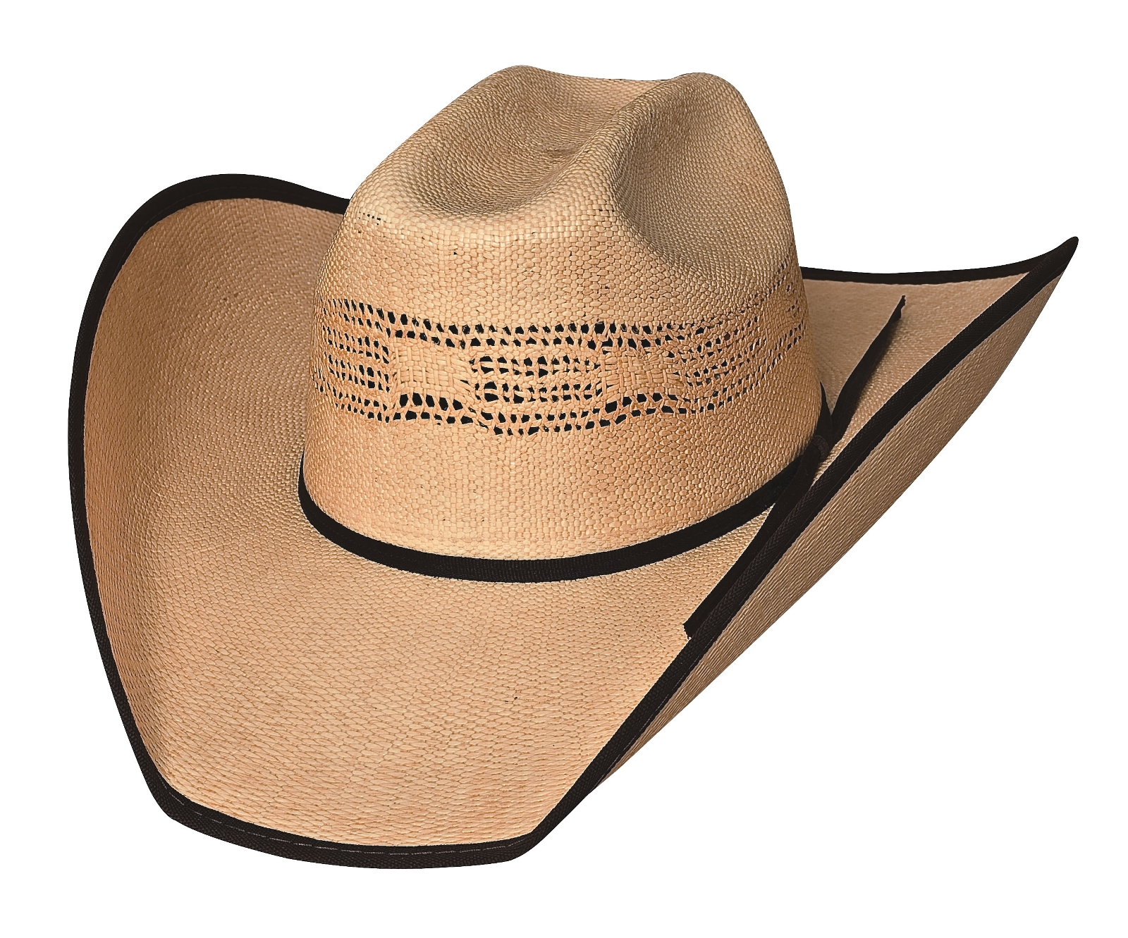 Bullhide Cowboy Cut 20X Traditional Western Straw Hat