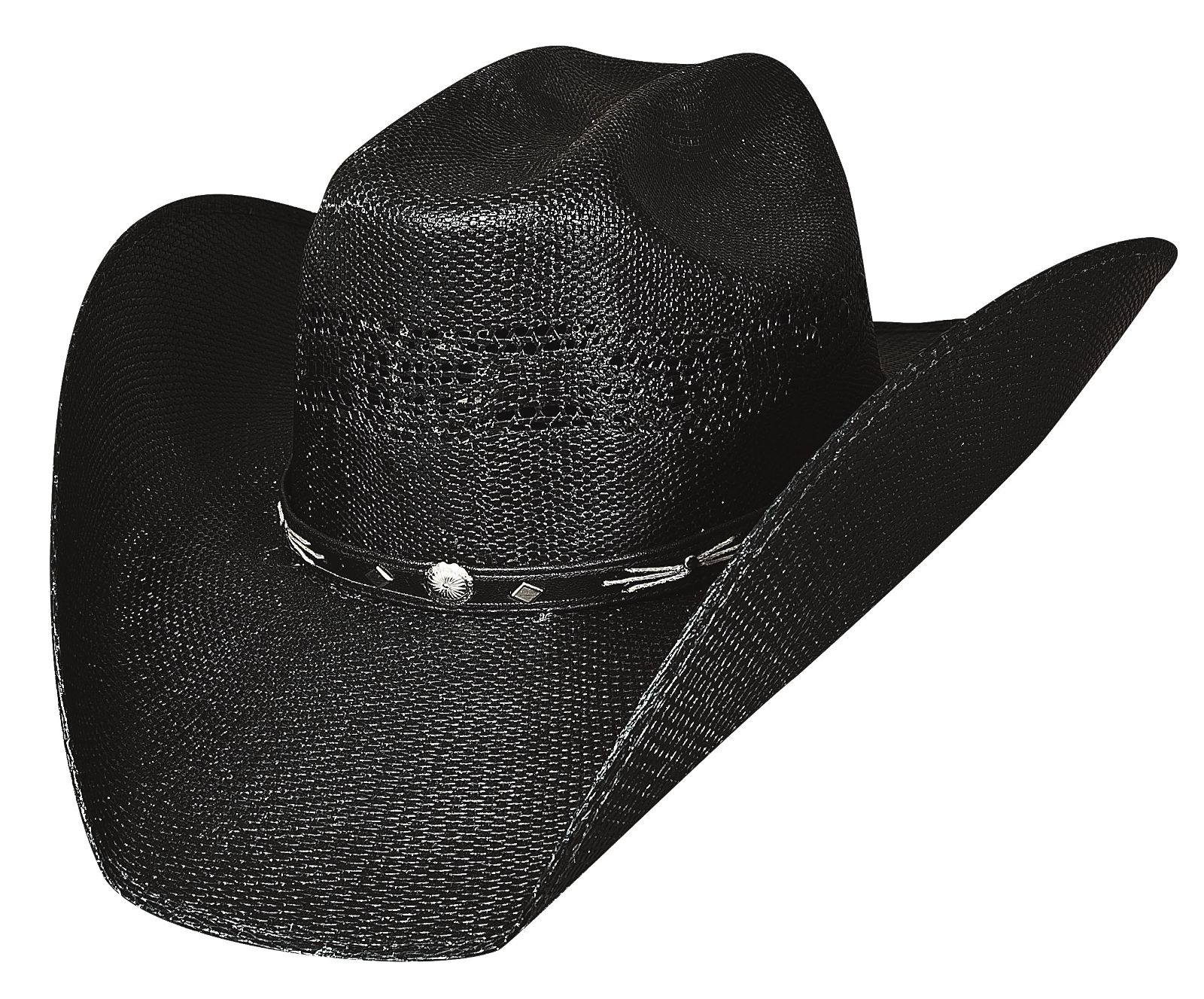 Bullhide Stockyard 20X Traditional Western Straw Hat