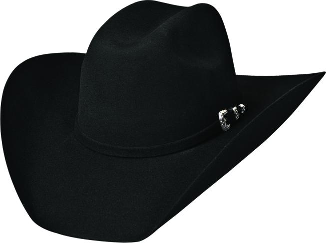 Bullhide Legacy 8X Traditional Western Felt Hat
