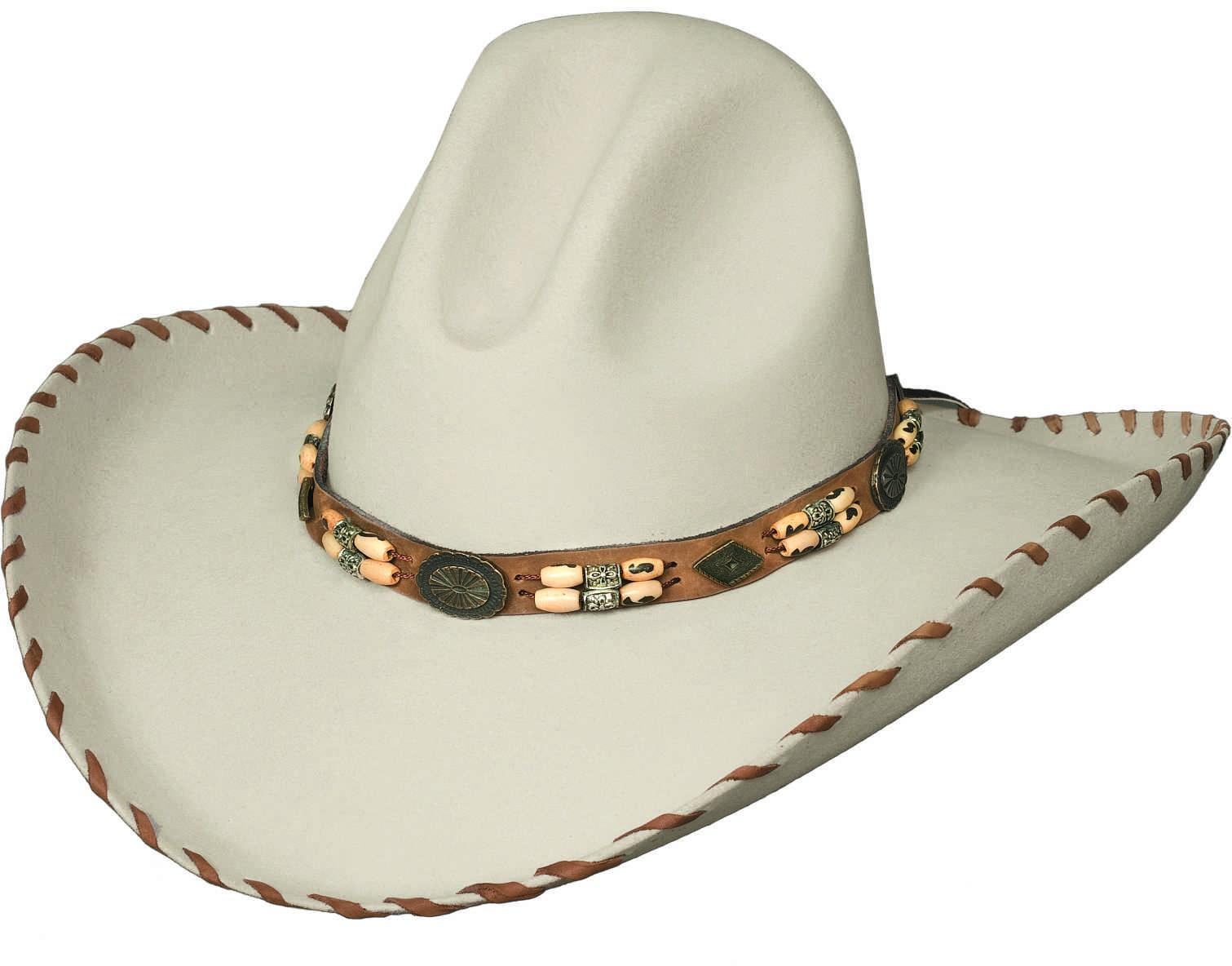 Bullhide Sandstone Cliff 8X Traditional Western Felt Hat