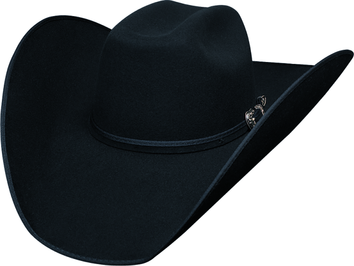 Bullhide Cowboy Town 8X Traditional Western Felt Hat