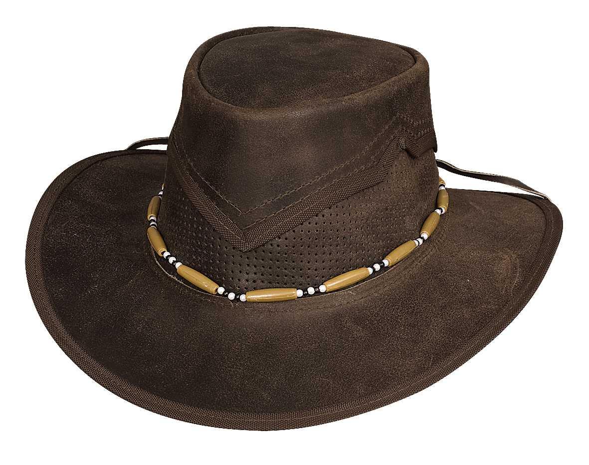 Bullhide Kanosh Down Under Leather Hat