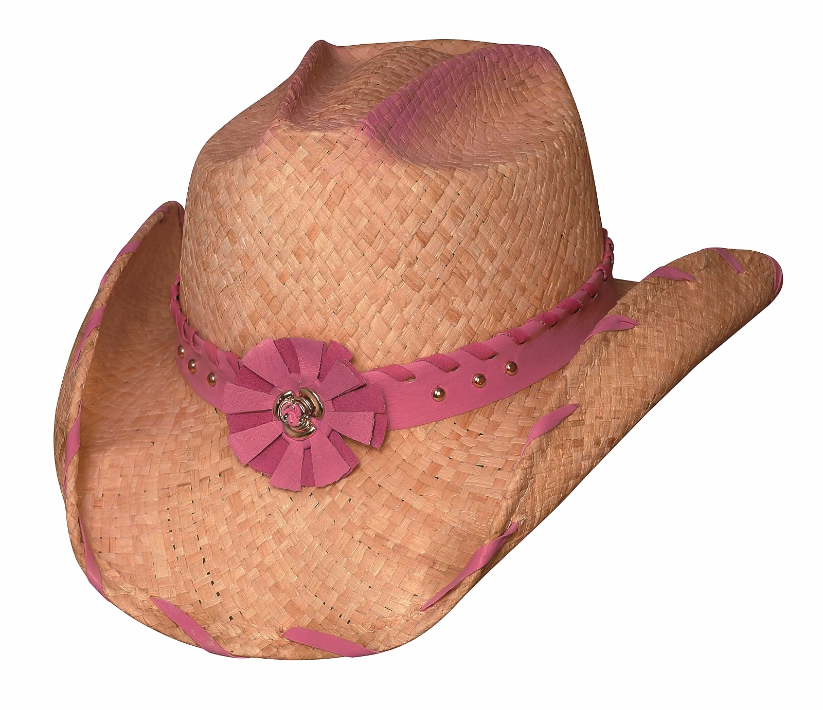Bullhide Sassy Youth Straw Hat