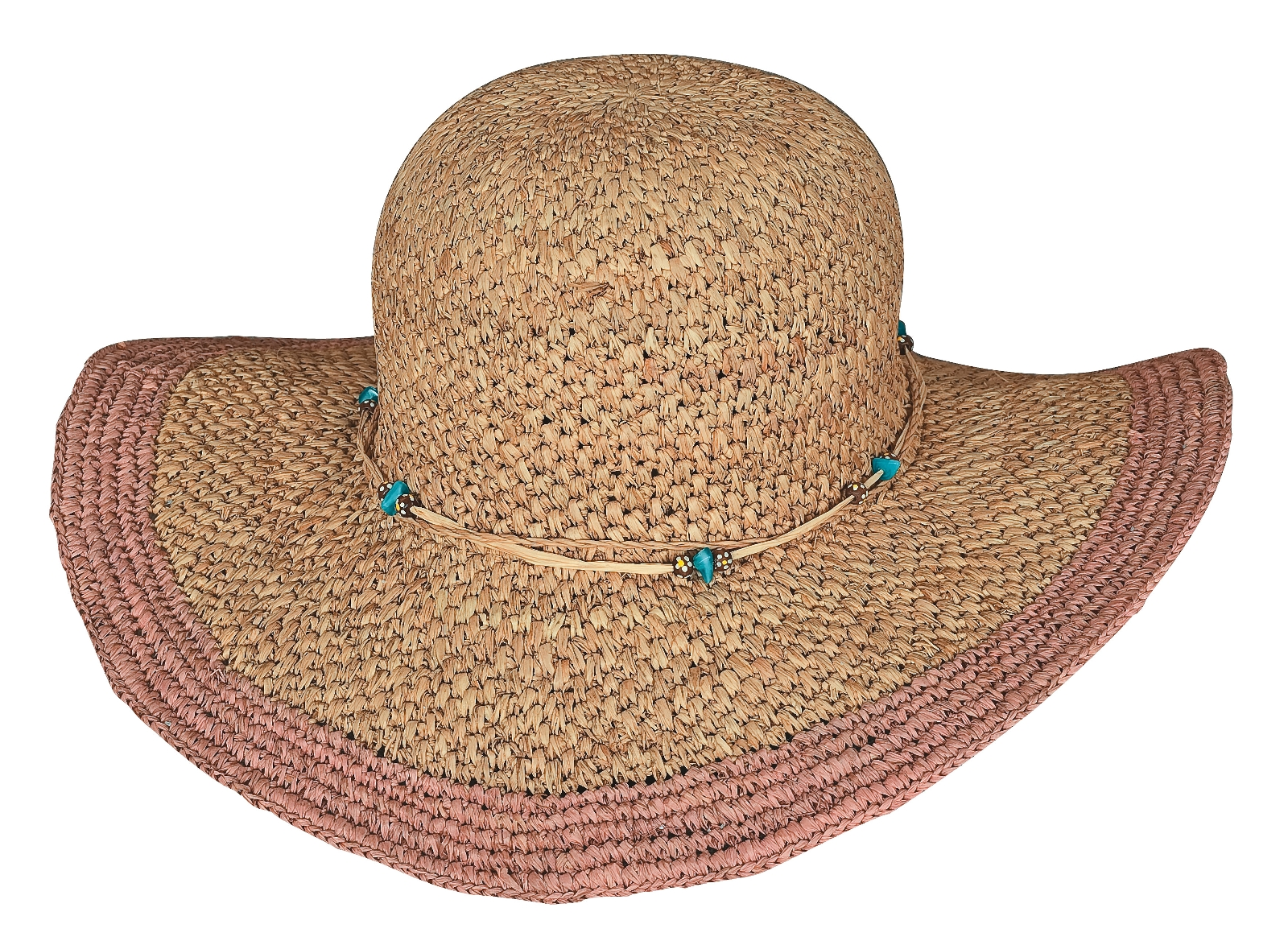 Bullhide Eden Rock Resort & Outdoor Straw Hat