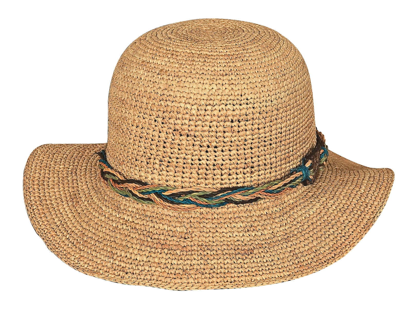 Bullhide Montego Bay Resort & Outdoor Straw Hat