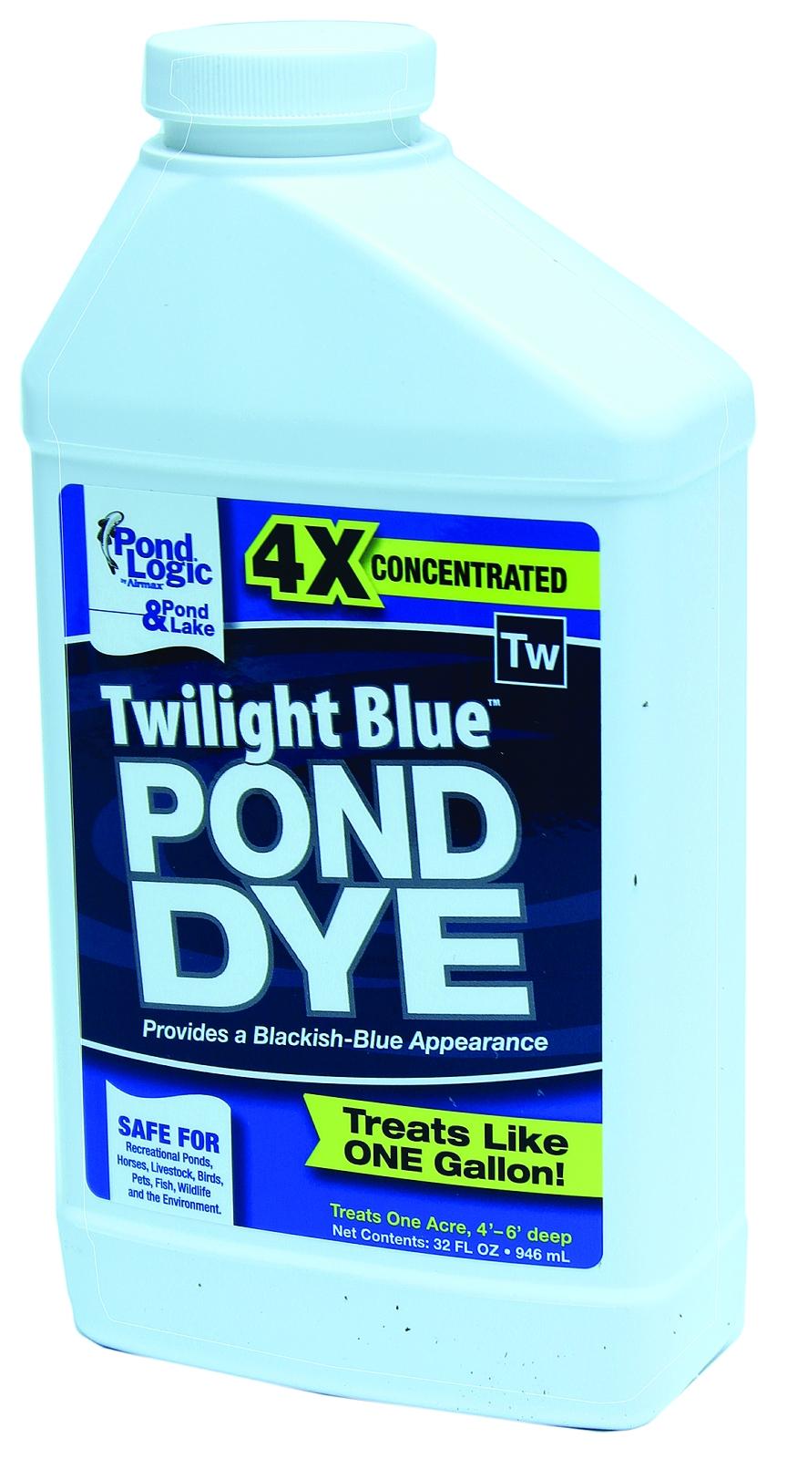 Twilight Blue Pond Dye