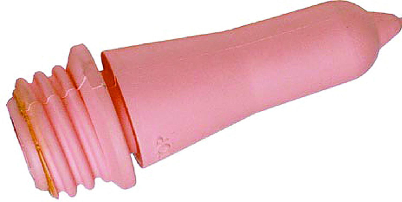 Pink Threaded Peach Teat