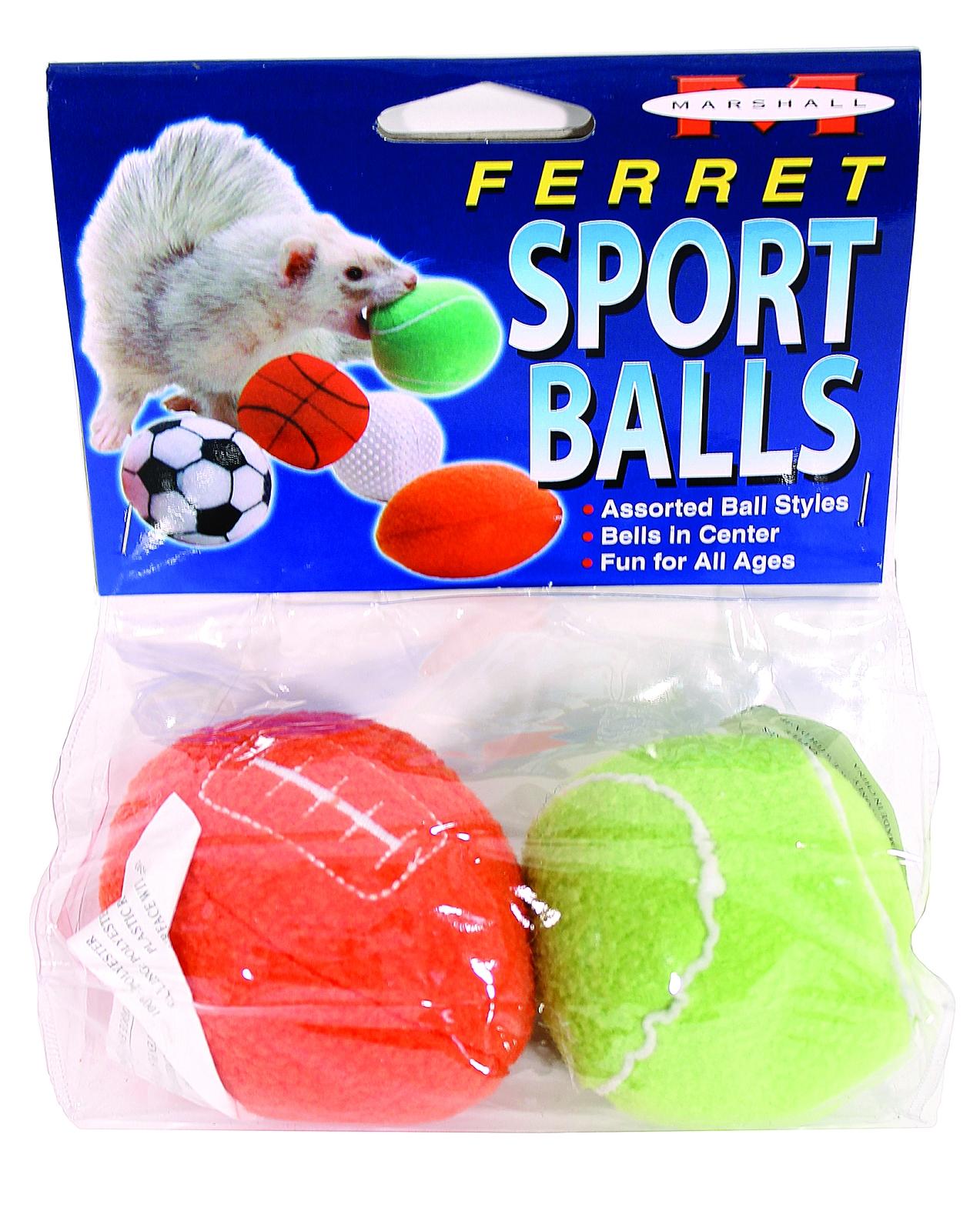 Marshall Ferret Sport Balls