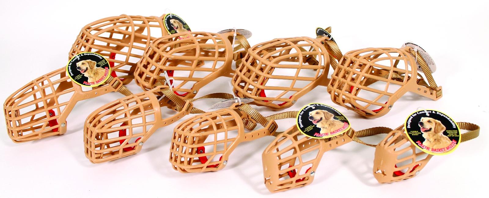 Plastic Basket Muzzle
