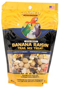 Sunseed Vita Prima Trail Treats For Parrots & Conures