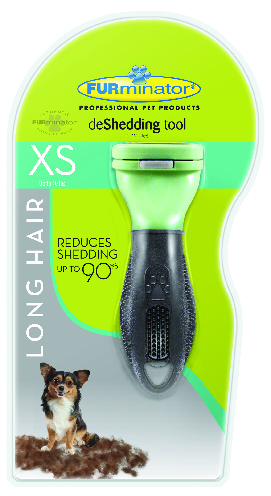 Furminator Furminator Long Hair Dog Deshedding Tool