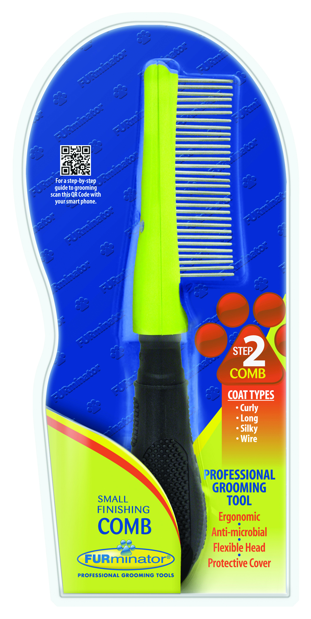 Furminator Furminator Finishing Comb For Dogs