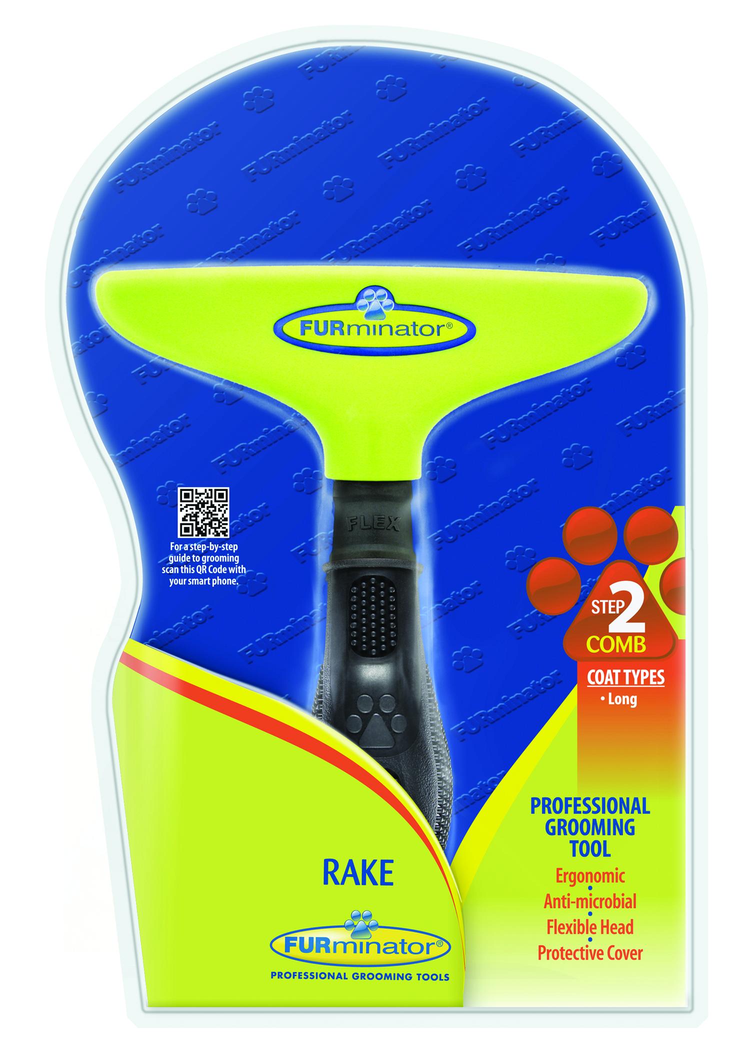 Furminator Furminator Grooming Rake For Dogs
