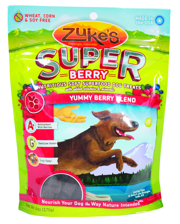 Zuke's Super Berry - Yummy Berry Blend