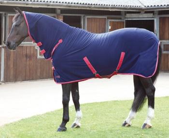 Shires Fleece Combo Rug