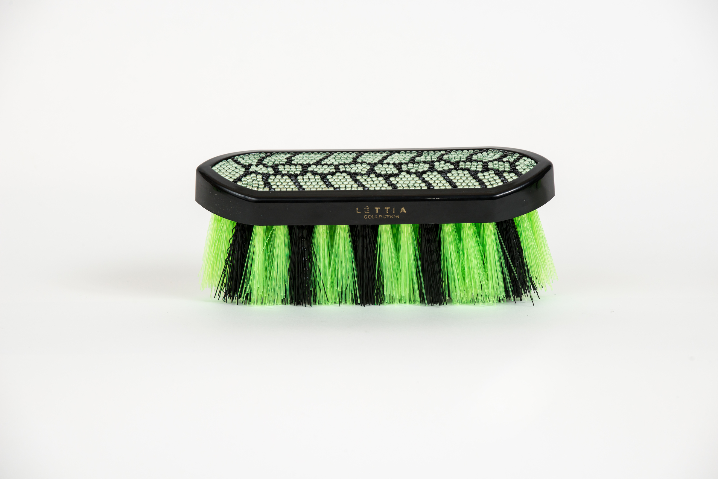 Lettia Collection Dandy Brush - Crystal Turtle