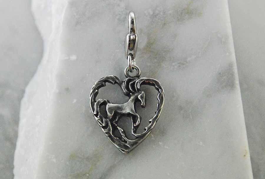 Barbary Horse in Heart