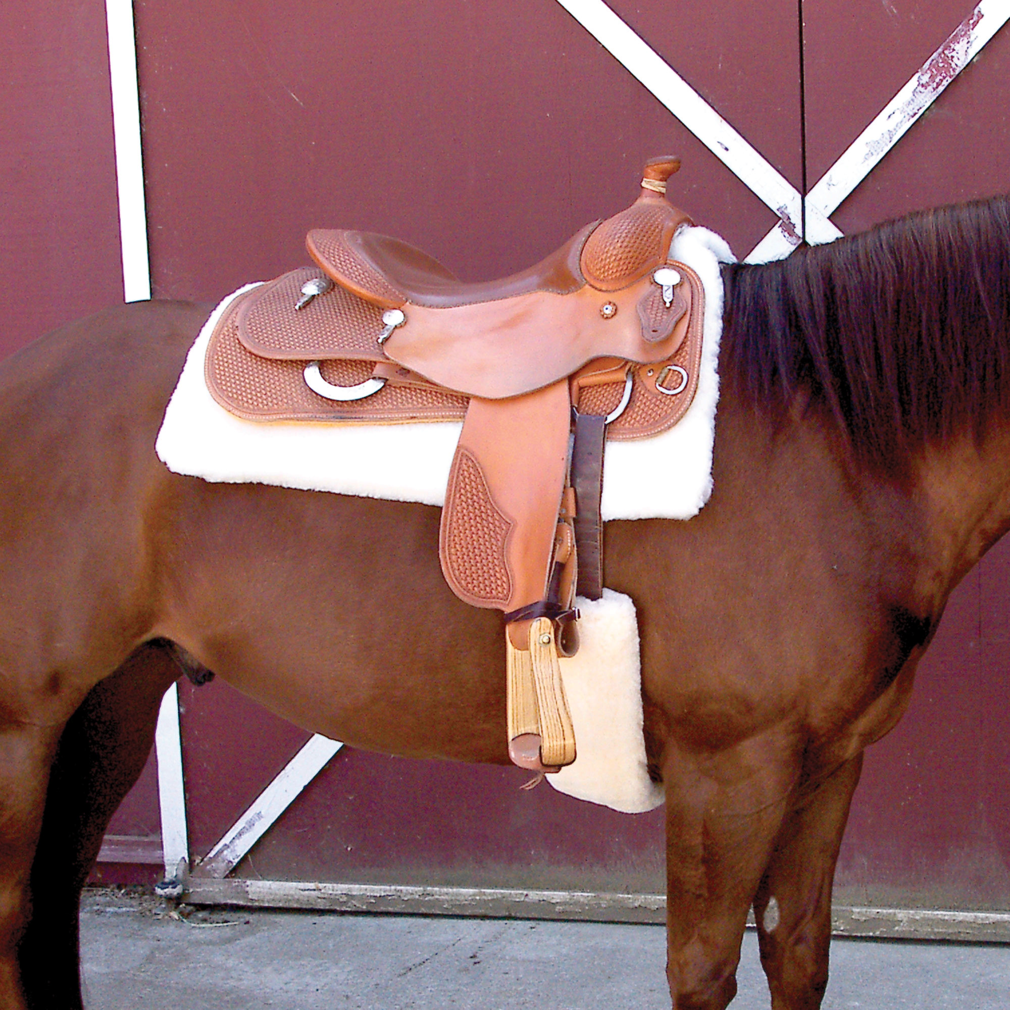 Toklat WoolBack Cinch Cover