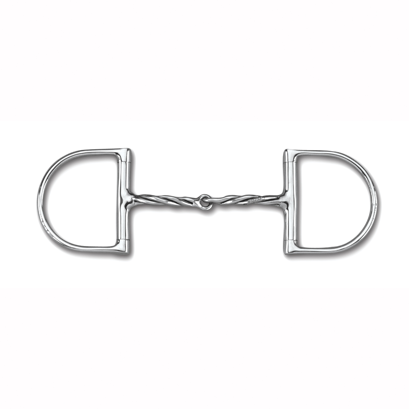 Myler English Dee Cyprium Twisted Snaffle