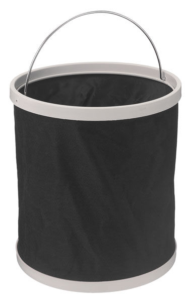 Tough-1 Fold Up Bucket in Storage Bag - 6 Pack