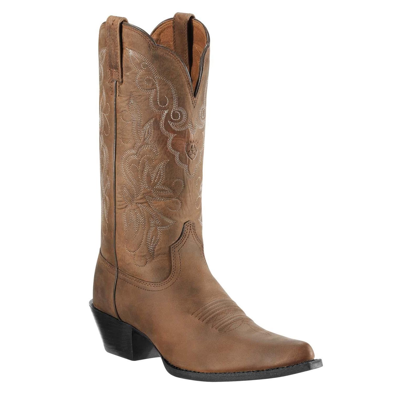 Ariat Ladies Heritage Western J Toe Boot