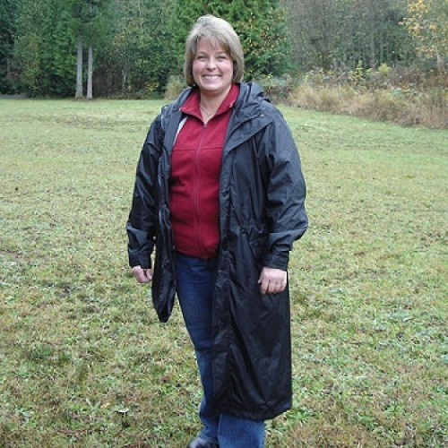 Light-Weight Raincoat
