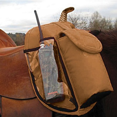 Horn Bag with Water Bucket/Bottle Holder