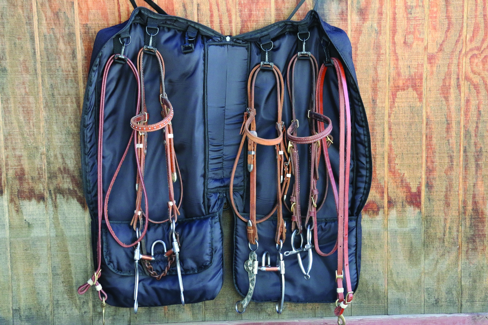 Professionals Choice Bridle Bag