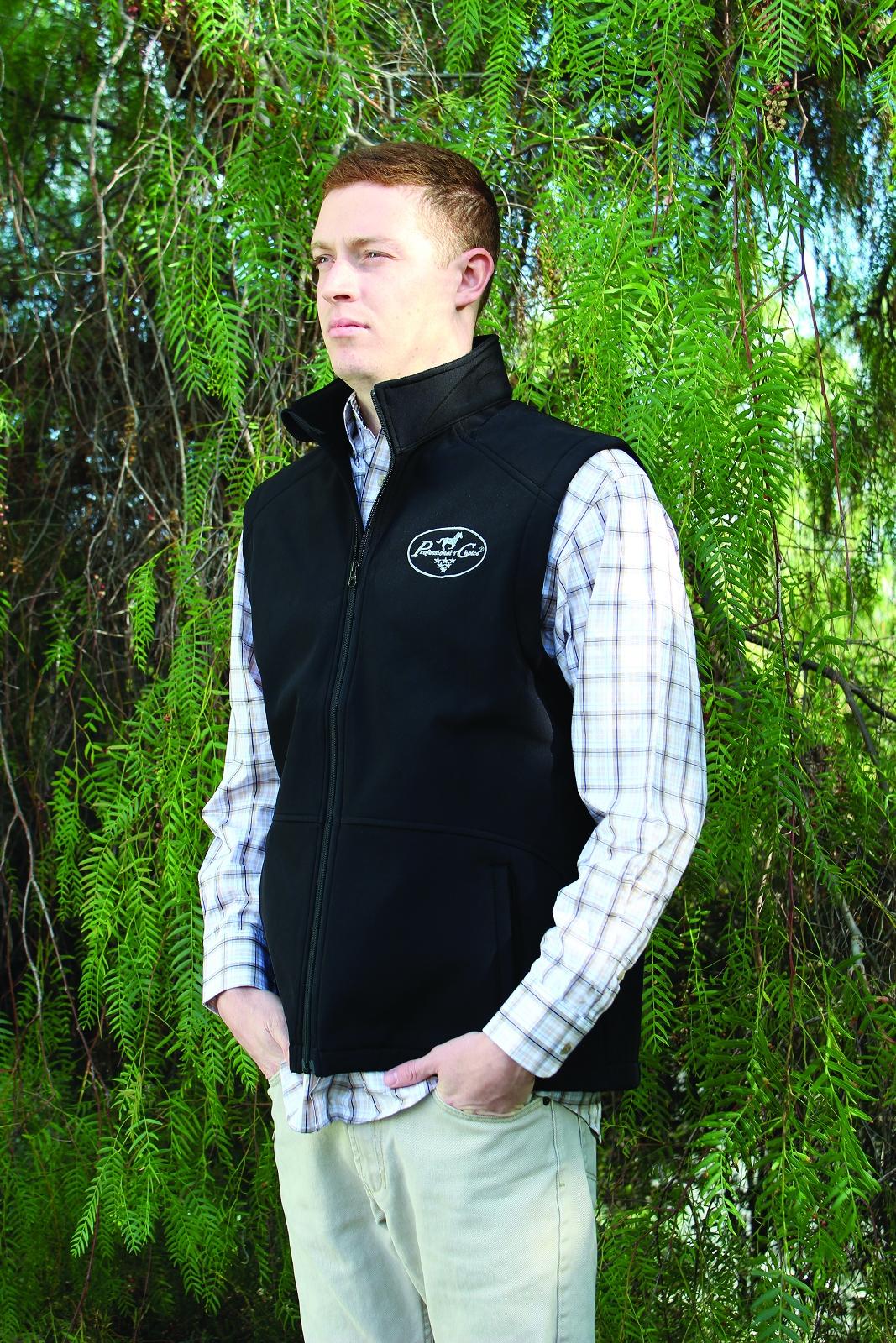 Professionals Choice Microfiber Vest