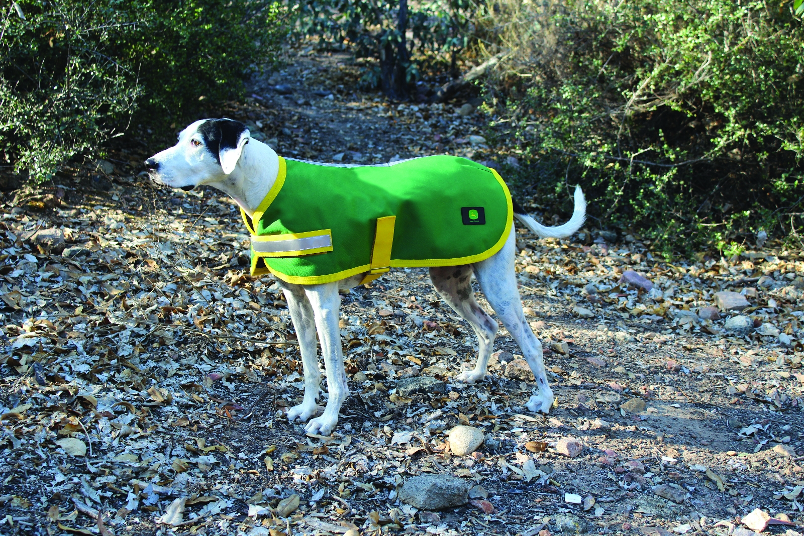 John Deere Dog Coat 600D