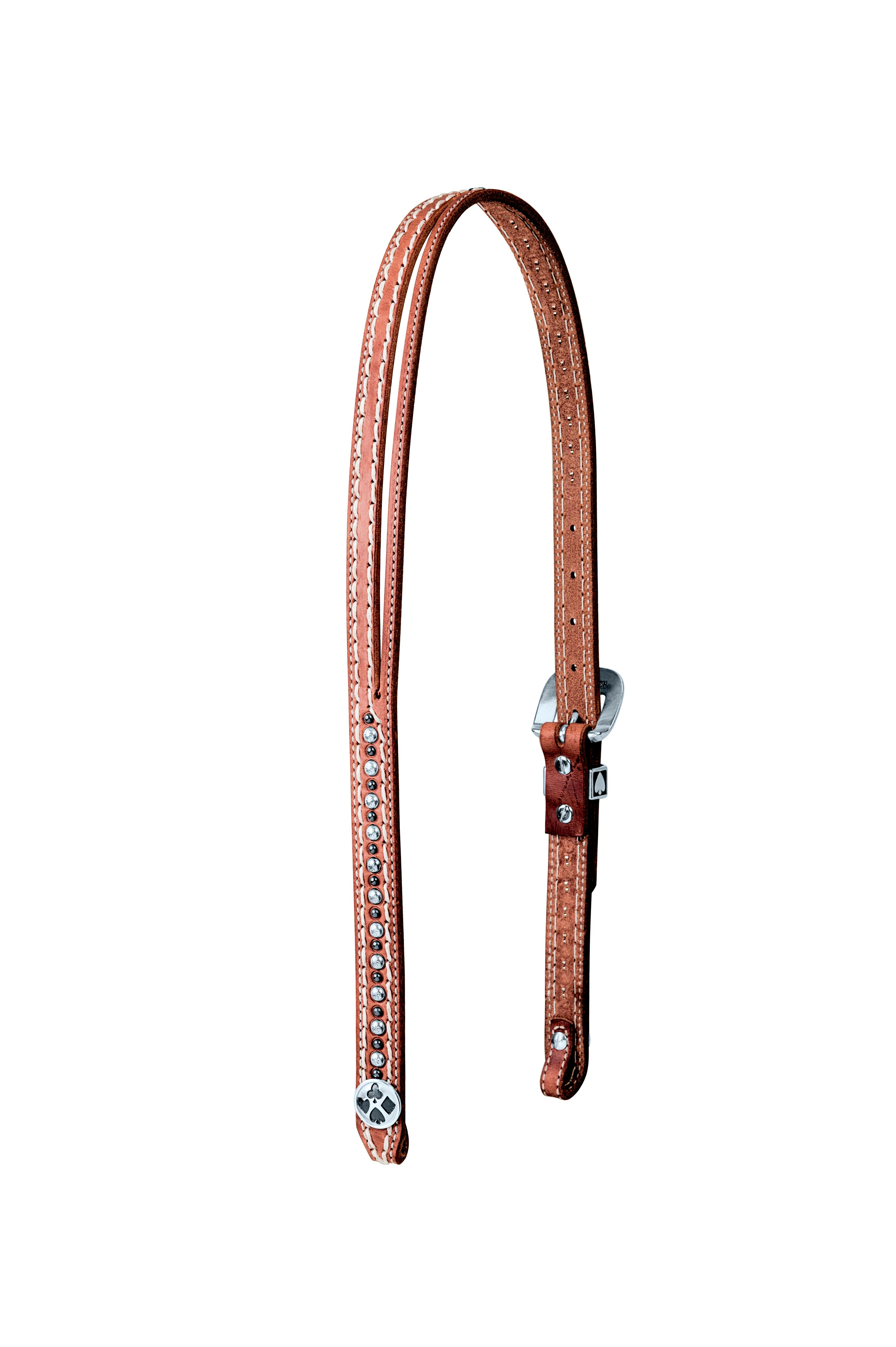 Weaver Vegas Belt Headstall