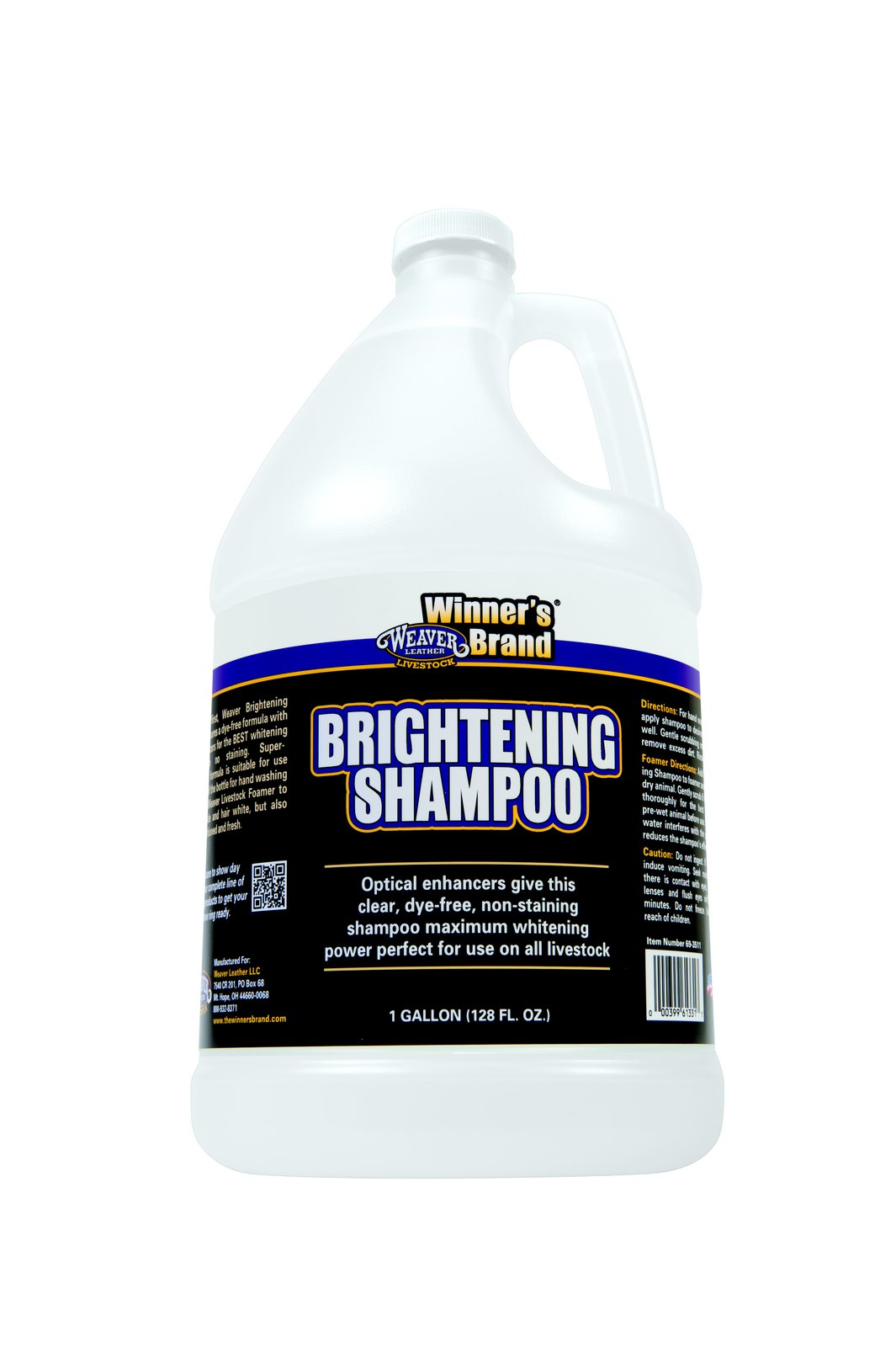 Weaver Brightening Shampoo