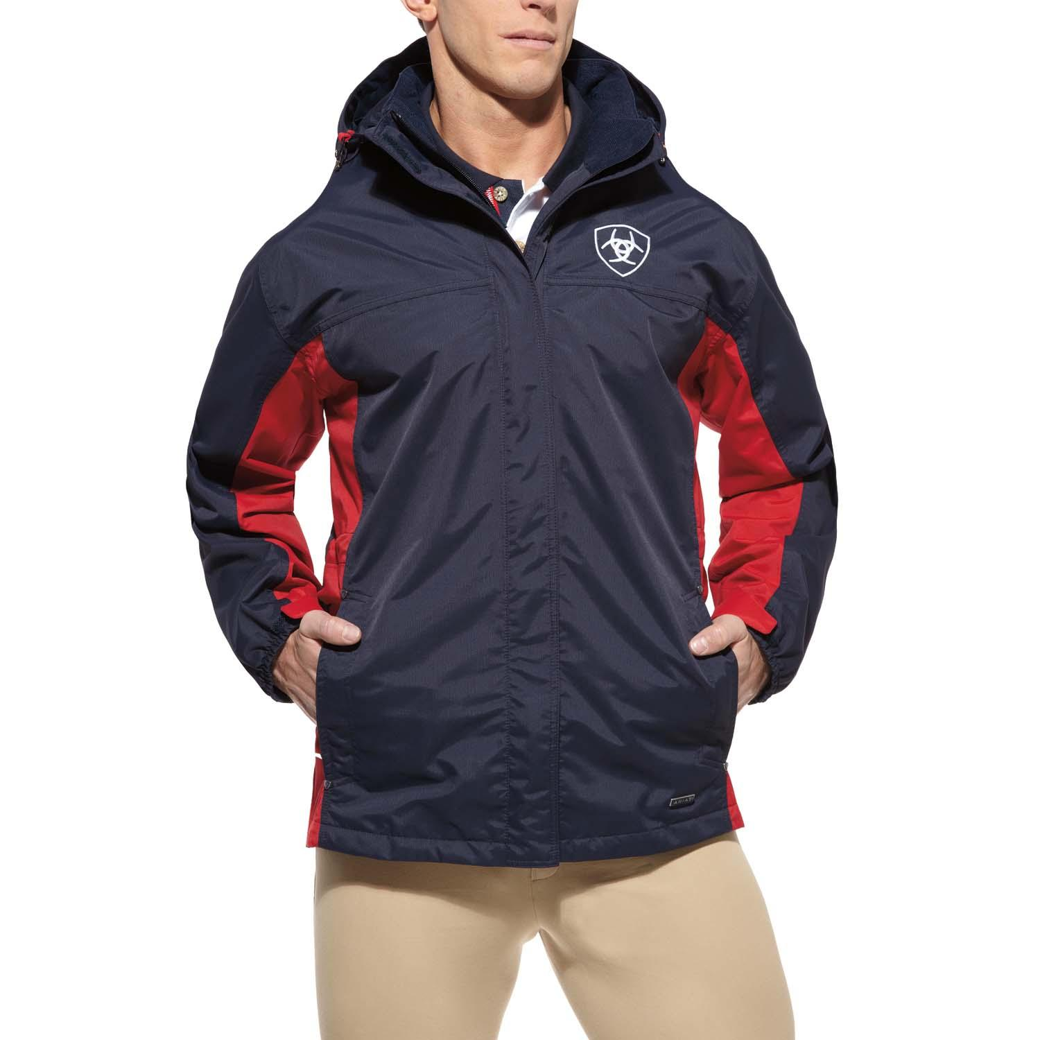 Ariat Men's Team Waterproof Jacket