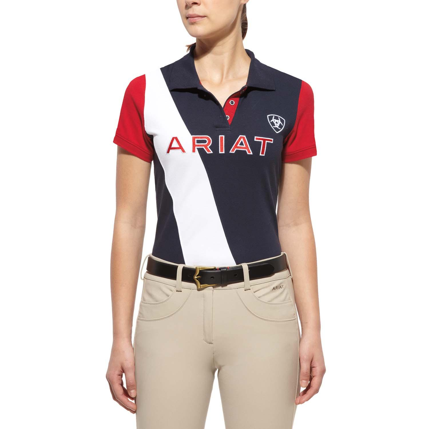 Ariat Women's Taryn Team Polo