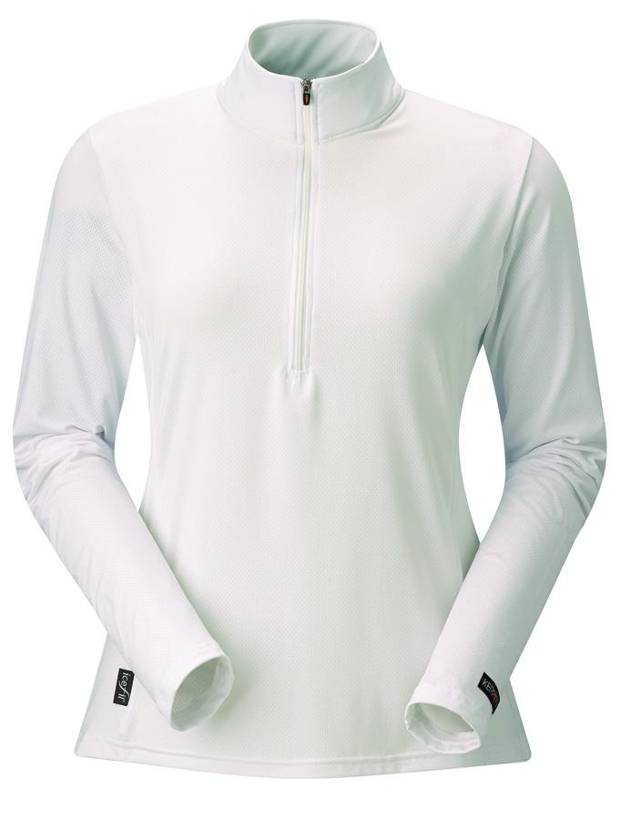 Kerrits Ice Fil Mesh Long Sleeve Shirt