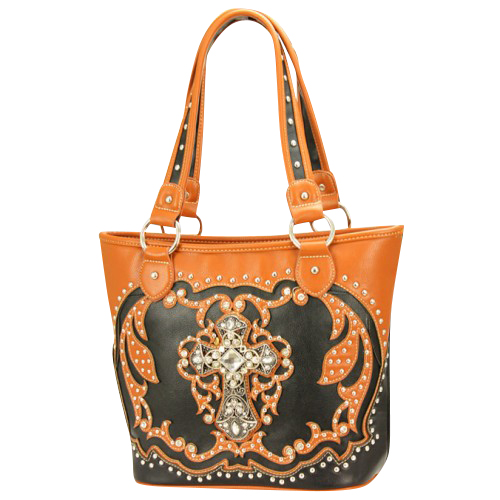 Montana West Spiritual Collection Tote Handbag