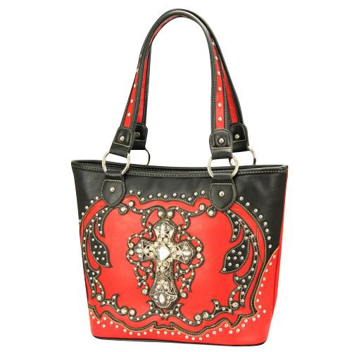 Montana West Spiritual Collection Tote Handbag