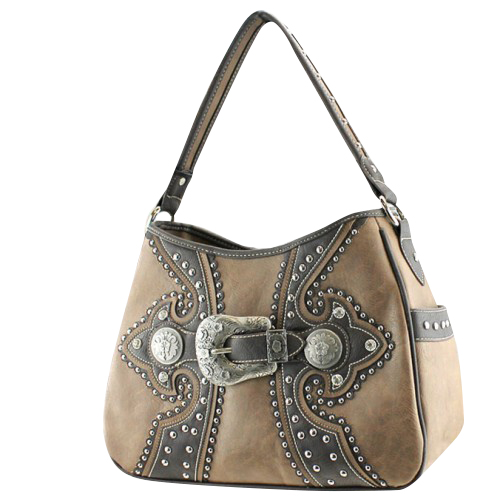 Montana West Buckle Collection Handbag