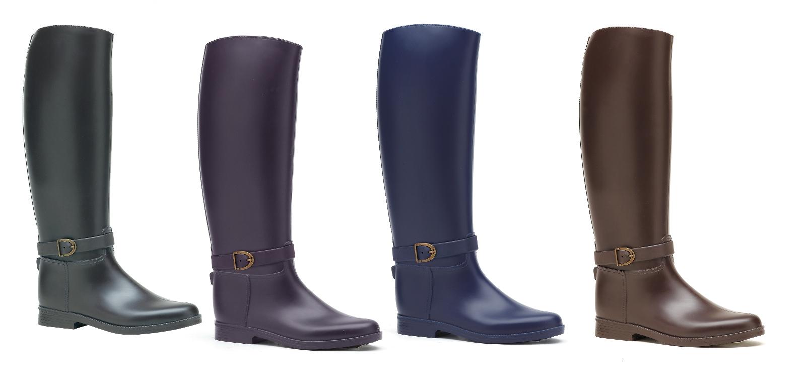 EquiStar Ladies' Paris Rubber Boot