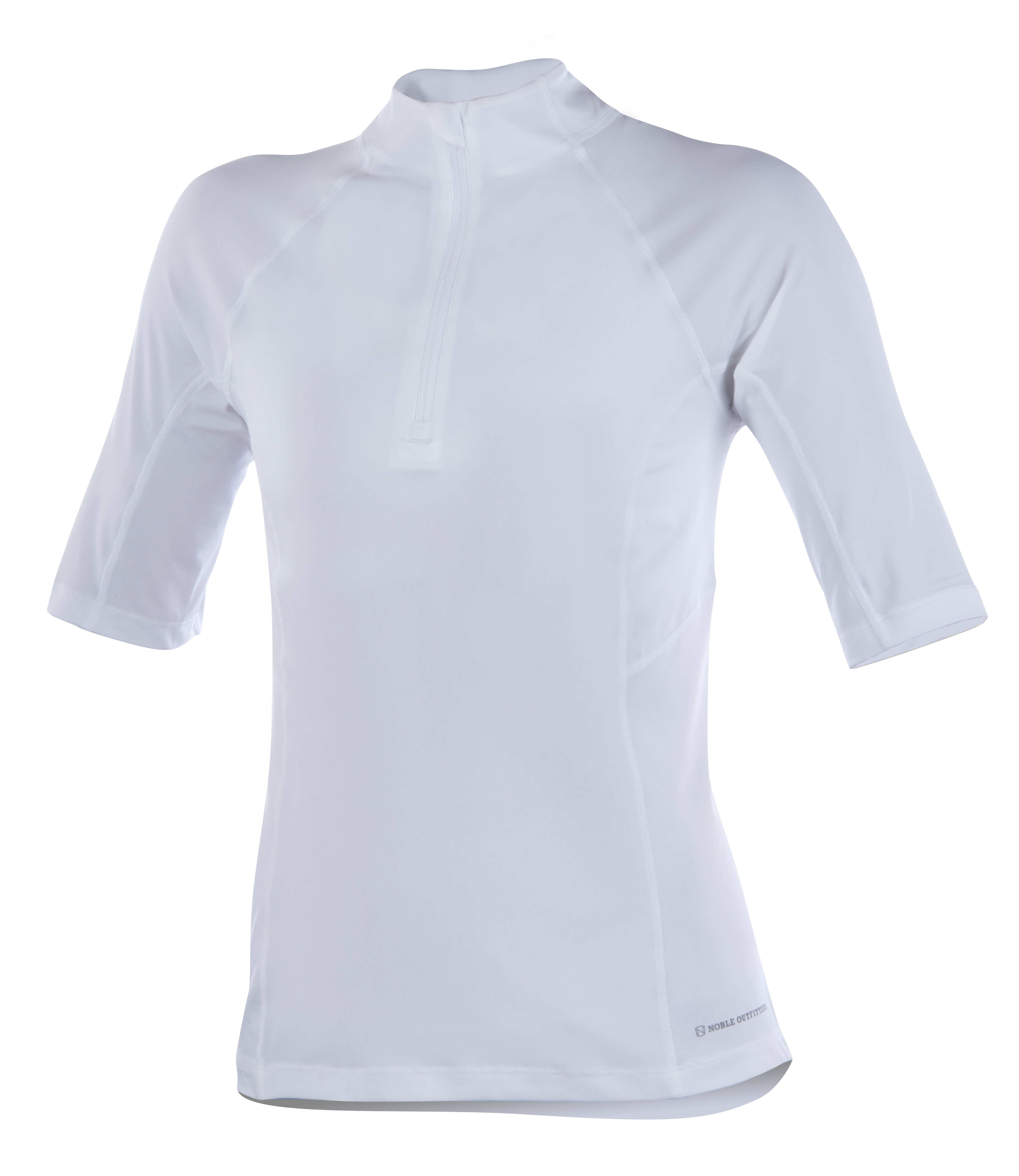 Noble Outfitters Amy Short Sleeve 1/4 Zip
